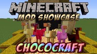 getlinkyoutube.com-Minecraft modshowcase:Chocobo Mod (1.7.10)