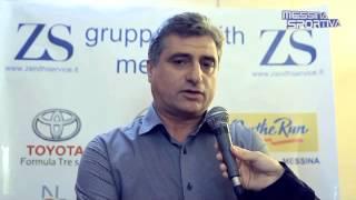 Il tecnico del Gruppo Zenith Messina Dani Baldaro presenta la nuova stagione