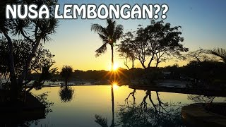 Ini indahnya Pulau Nusa Lembongan