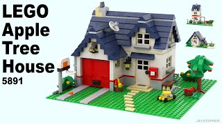 REVIEW - Lego Creator: Apple Tree House (5891) [CC]