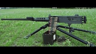getlinkyoutube.com-Browning M2 50 Cal Machine Gun