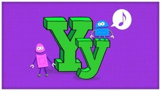 "ABC Song: The Letter Y, ""Try Y"" by StoryBots"