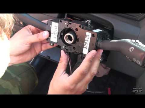 Установка круиз контроля Шкода Фабия | Setting cruise control Skoda Fabia