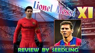 FIFA Online3 - Review นักเตะสบายๆ#Lionel Messi XI ซ้าย-ปั่น-???