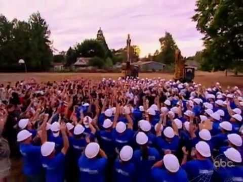 Extreme Makeover: Home Edition - Oregon School for the Deaf - full episode
