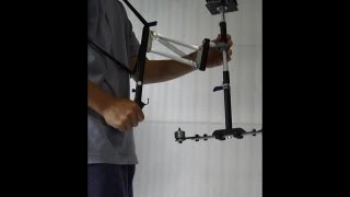 getlinkyoutube.com-【DIY】Steadicam Simple Pilot