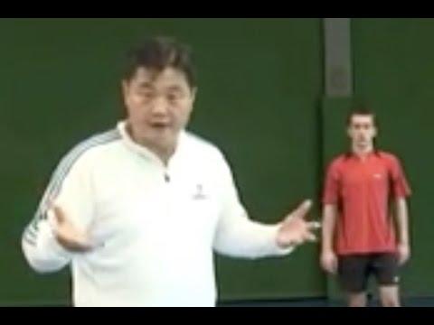 Badminton Movement Training: Type 1 (Advanced)
