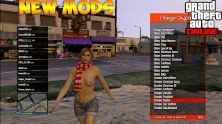 getlinkyoutube.com-GTA 5 SERENDIPITY 4.1 RECOVERY MOD MENU {1.26 1.27} WHATS NEW?! NEW MODS + DOWNLOAD LINK