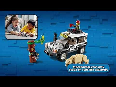 LEGO City Safari Off-Roader - 60267