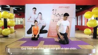 getlinkyoutube.com-Yoga for Beginners - Bài tập Yoga 25 phút dành cho người mới tập Yoga