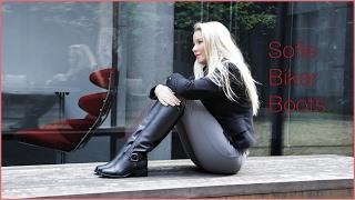 getlinkyoutube.com-Sofie Biker Boots