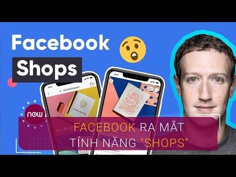 Facebook ra mắt ứng dụng hỗ trợ thương mại điện tử