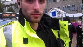 Wesley Ahmed Vs Greater Manchester Police 6th November 2014