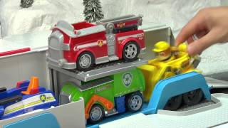 Paw Patrol Paw Patroller commercial