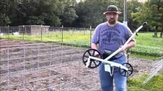 getlinkyoutube.com-Earthway Precision Garden Seeder Review (Food Plot Prep Part 4)