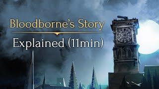 getlinkyoutube.com-Bloodborne's Story ► Explained! (11min)