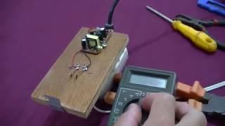 getlinkyoutube.com-Como fazer um carregador de bateria de celular que recarrega qualquer tipo de bateria de celular