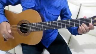 getlinkyoutube.com-Belajar Kunci Gitar Wali Band Dik Intro