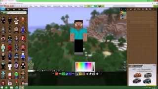 getlinkyoutube.com-สอนทำ Skin Minecraft [ใช้ได้ทุกเวอร์ชั่น]