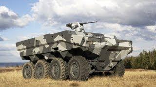 getlinkyoutube.com-BAE Systems - Alligator 6x6 Armoured Patrol Vehicle