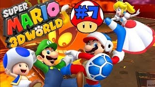 getlinkyoutube.com-ABM: Super Mario 3D World (Walkthrough #7) HD