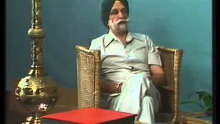 getlinkyoutube.com-Lt. Gen. Jagjit Singh Aurora's interview (1987)
