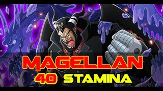 getlinkyoutube.com-Magellan Raid Boss! One Piece Treasure Cruise JP 40 Stamina!