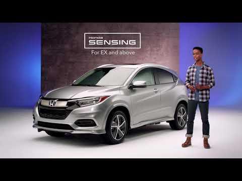 2019 Honda HR-V: Comfort & Technology