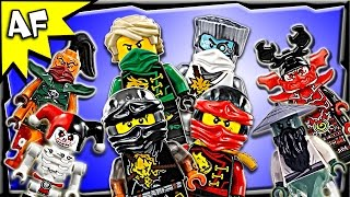 getlinkyoutube.com-Lego Ninjago Minifigures RISE OF VILLIANS 2016 Summer Collection