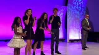 "getlinkyoutube.com-Premiere Lip Sync Battle King - Calum Worthy ""Austin & Ally"""