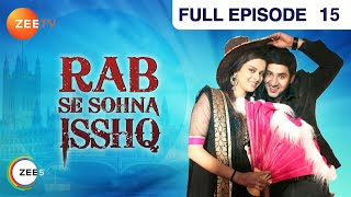 Rab Se Sona Ishq - Episode 15 - 3rd August 2012