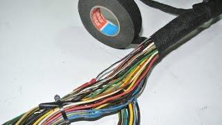 getlinkyoutube.com-How to DIY - wiring harness restoration