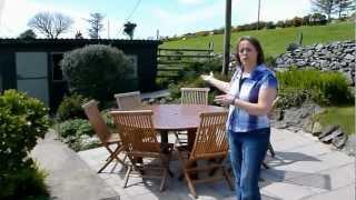 getlinkyoutube.com-Pencwmwl, Lleyn Peninsula, Near Abersoch and Nefyn, self catering holiday home