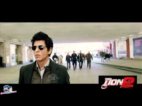 Don2(2011)- MujhKo Pehchaan lo Full Video song *HD* Ft.Shahrukh khan
