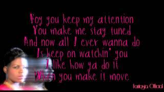 getlinkyoutube.com-Fantasia - I Nominate You Lyric [HD]