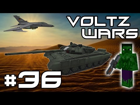 Minecraft Voltz Wars - Jetpacks! #36