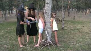 getlinkyoutube.com-Hannah & Gretel 2 Return of the Witches - Part 2