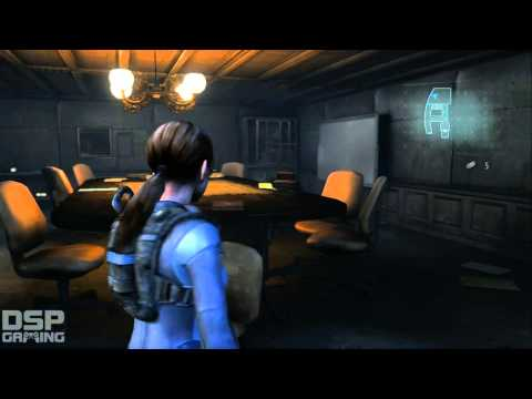 Resident Evil Revelations playthrough pt12