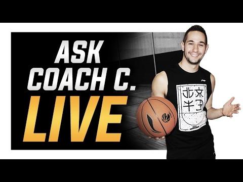 Ask Coach C. LIVE: Episode 5