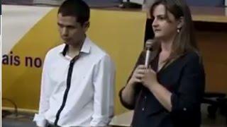 FOSS 4GIS GOV 10 Alex Pereira e Cristina Beneditti