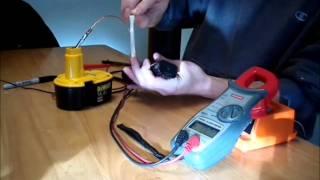 getlinkyoutube.com-Ni-CD Battery fix for free