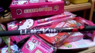 Mi mini colección Hello Kitty