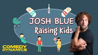 Josh Blue - Raising 2 Kids (Stand Up Comedy)
