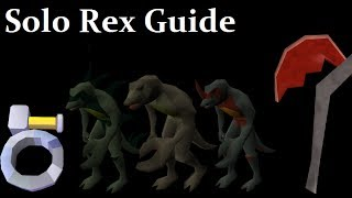 getlinkyoutube.com-Oldschool Runescape - Solo Dagannoth Rex Guide | How to Camp DKS