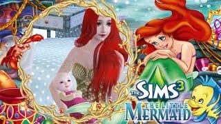 getlinkyoutube.com-The Sims 3 The Little Mermaid #10 ลูกนางเงือก