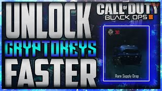 "getlinkyoutube.com-""HOW TO GET CRYPTOKEYS FASTER"" COD BO3: How To Get Supply Drops Faster and Unlock Cryptokeys!!"