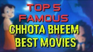 Top 5 Famous Chhota Bheem Movies In Hindi Full Cartoon Movies KKA Story