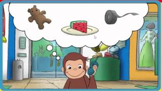 getlinkyoutube.com-Curious George - Secret Agent George Game! New Games For Kids - Fun Games