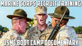 getlinkyoutube.com-Earning The Title - Making Marines on Parris Island