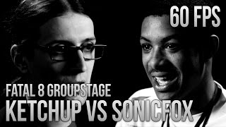 getlinkyoutube.com-MKX: Fatal 8 - Ketchup (Quan Chi) vs SonicFox (Erron Black) [Groupstage]